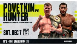 Povetkin us Hunter